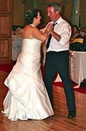 James and Kay 1st Wedding Dance Classes